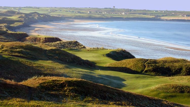 Ballybunion Golf Club in Kerry