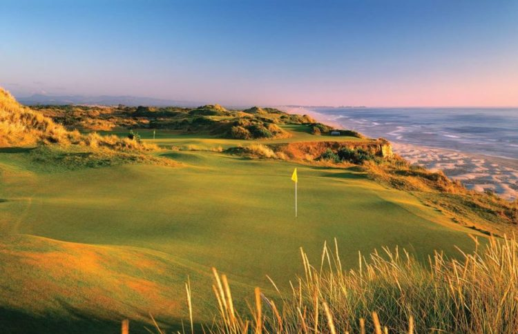 Bandon Dunes Golf Resort, Pacific Dunes, Bandon, Oregon