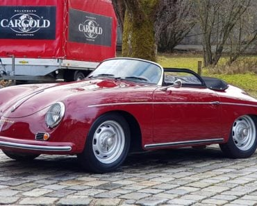 Best Porsche Speedster Models
