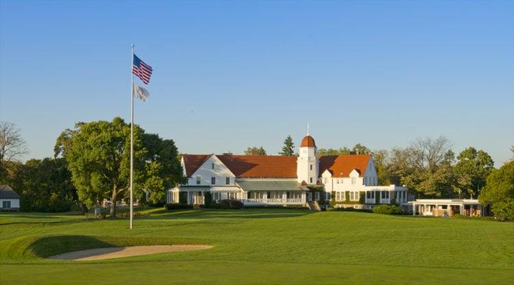 Chicago Golf Club, Wheaton, Illinois