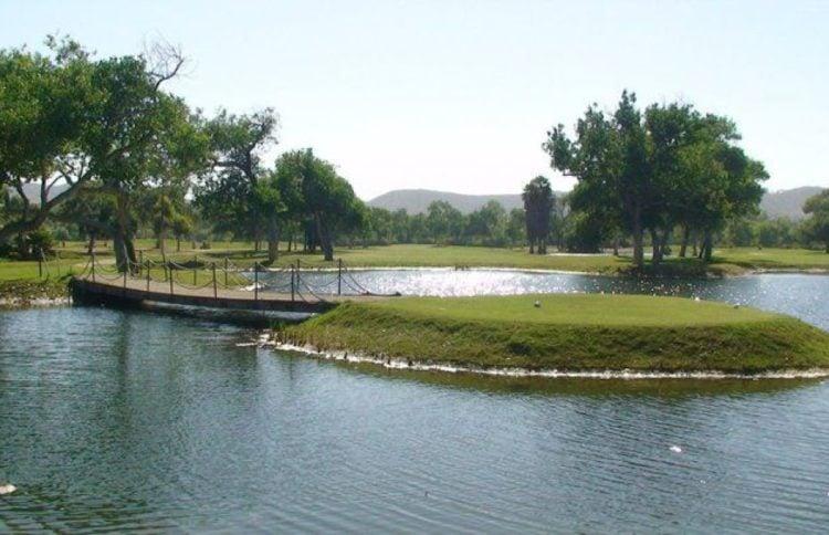 Cottonwood Golf Club in El Cajon