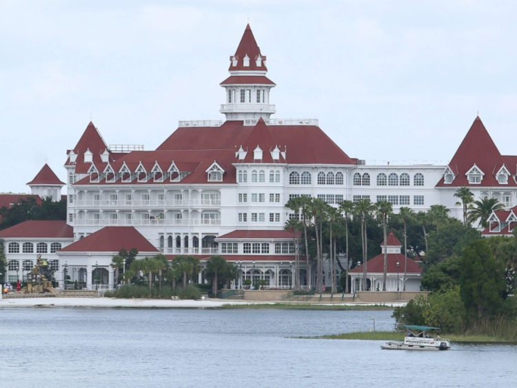 Disney's Grand Floridian Spa & Resort