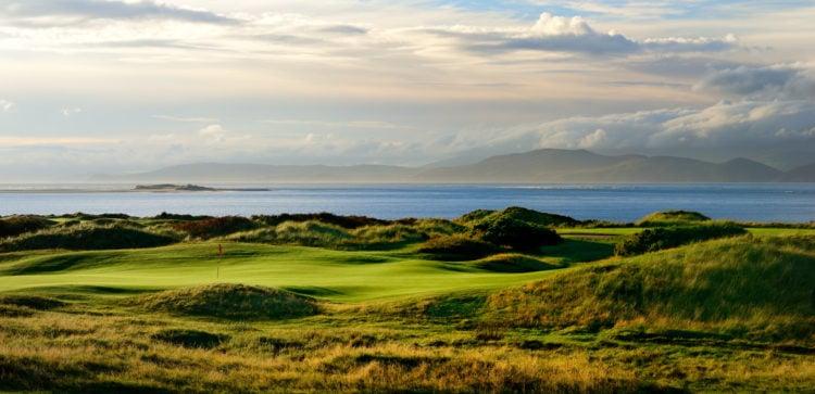 Dooks Golf Club in Kerry