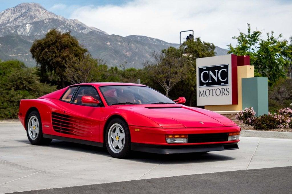 10 Best Ferrari Testarossa Models Of All Time