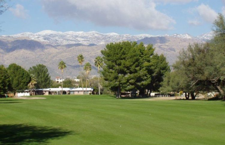 Forty Niner Country Club Golf Course
