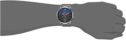 Fossil Neutra Chronograph Smoke Stainless Steel Watch