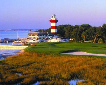 Harbour Town Golf Links, Hilton Head Island, South Carolina