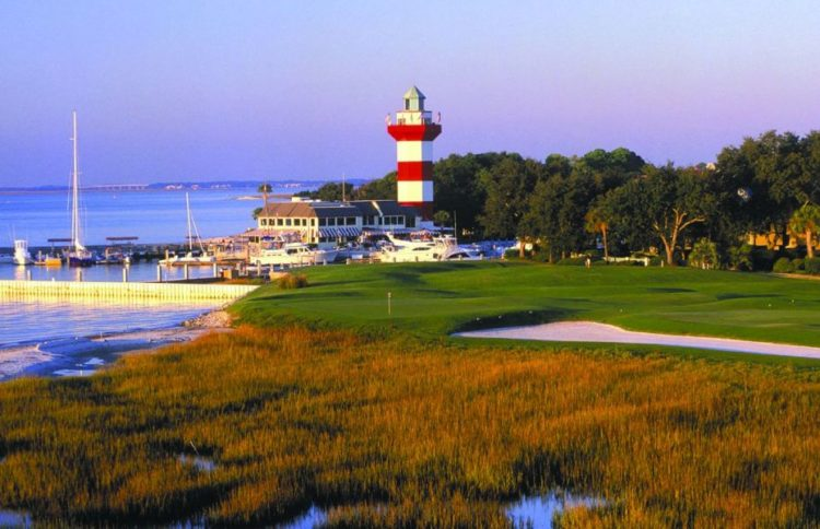 Harbour Town Golf Links, Hilton Head Island, South Carolina