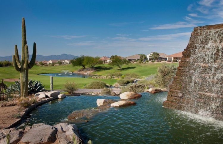 Heritage Highlands Golf Course at Dove Mountain