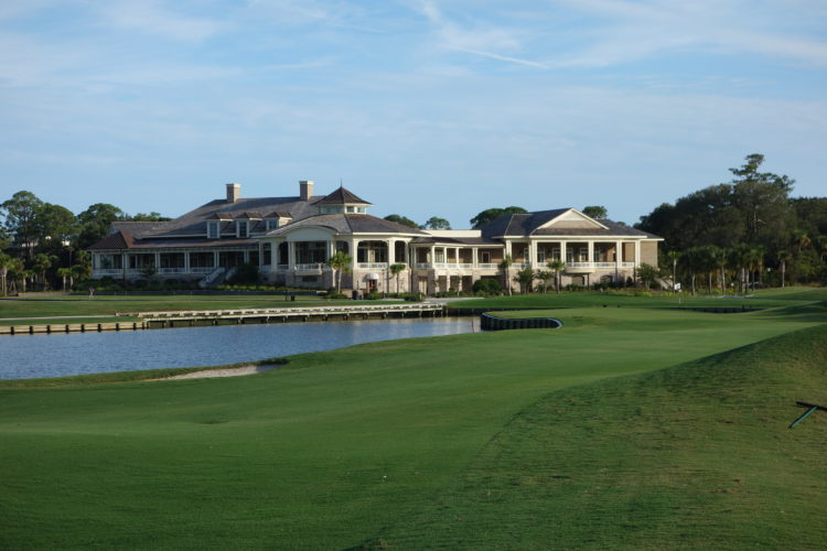 Heron Point by Pete Dye at Sea Pines