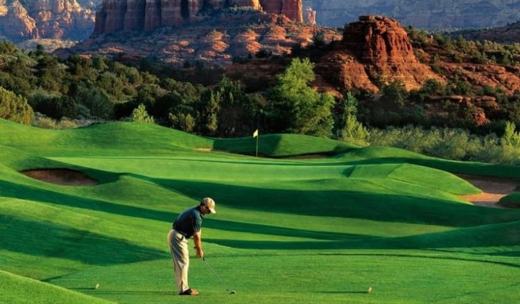 Hilton Sedona Resort Golf Course