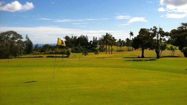 Kukuiolono Golf Course