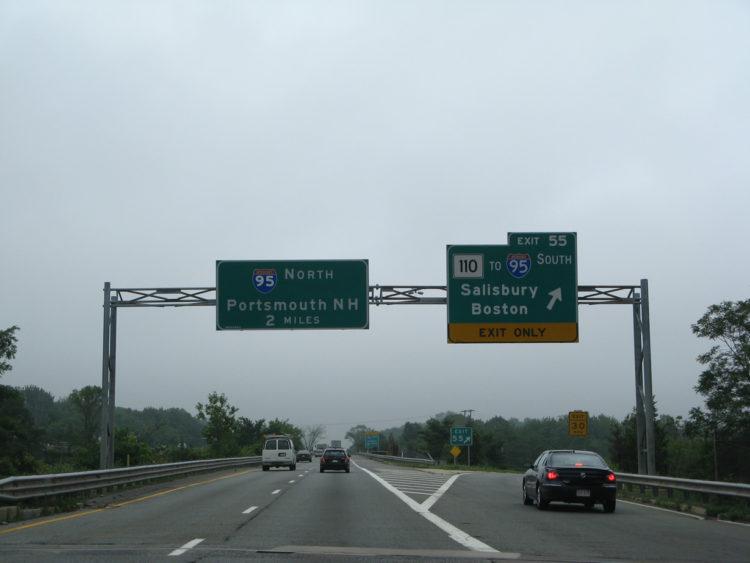 Massachusetts I495