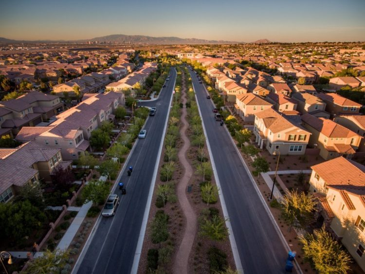 Nevada Neighborhood