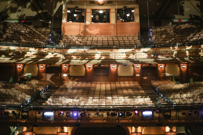 New Amsterdam Theatre, New York City