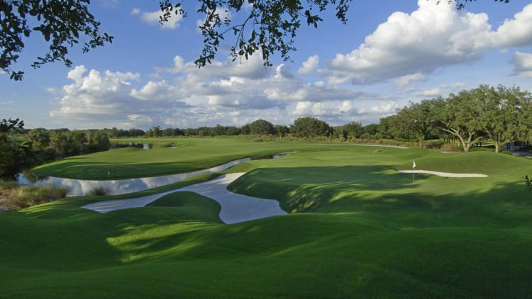 New Course at Grand Cypress Resort