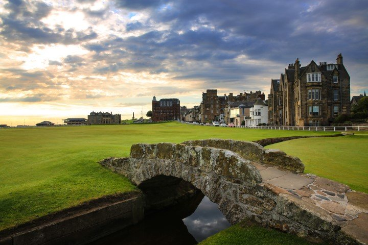 Old Course, St. Andrews