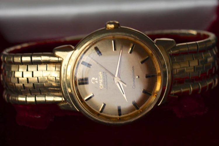 Omega Constellation Grand Lux