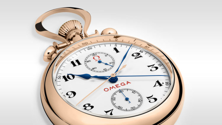 Omega Olympic Pocket Watch