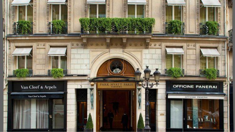 Park Hyatt Paris-Vendome- France