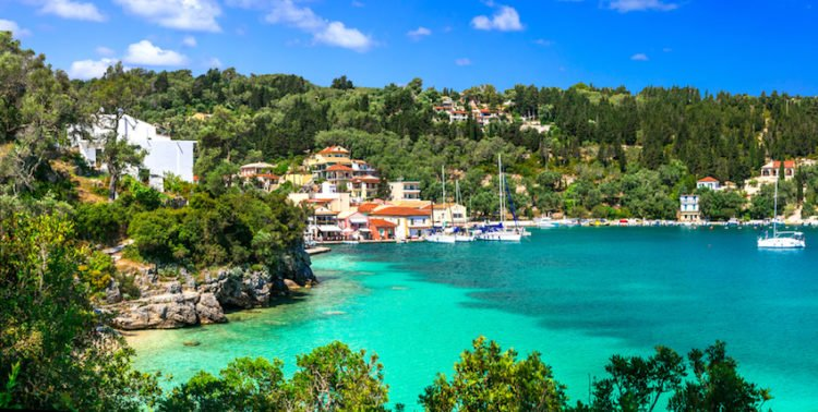 Paxos Greece