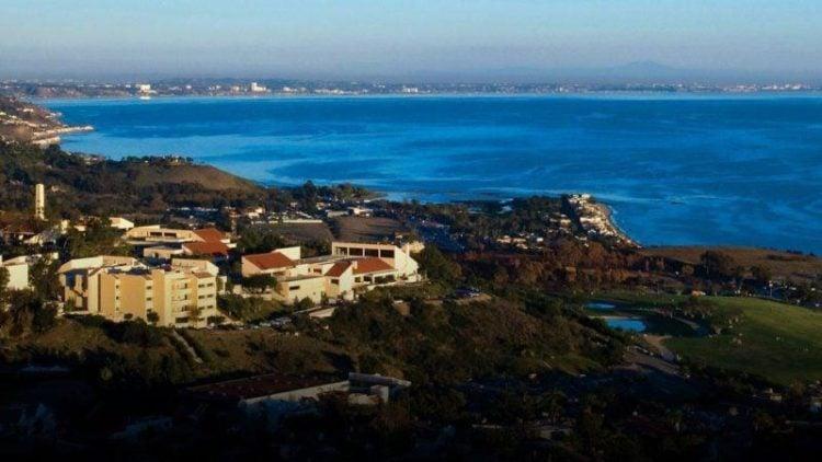Pepperdine University, Malibu, California