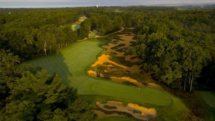Pine Valley Golf Club Pine Valley, New Jersey