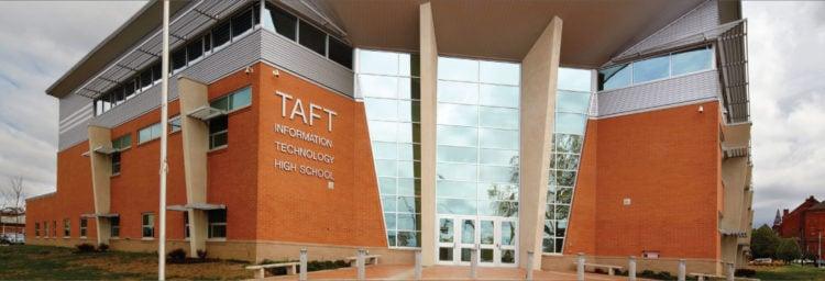 Robert A. Taft Information Technology High School