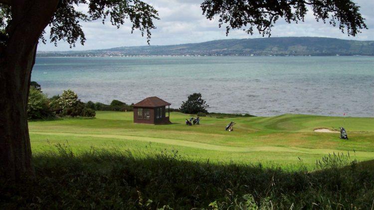 Royal Belfast Golf Club in Down