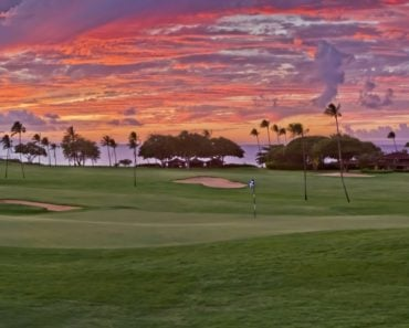 Royal Ka'anapali Golf Course at The Ka'anapali Resort