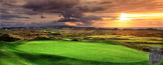 Royal Portrush Golf Club i