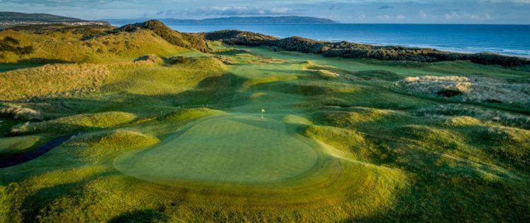 Royal Portstewart Golf Club in Derry