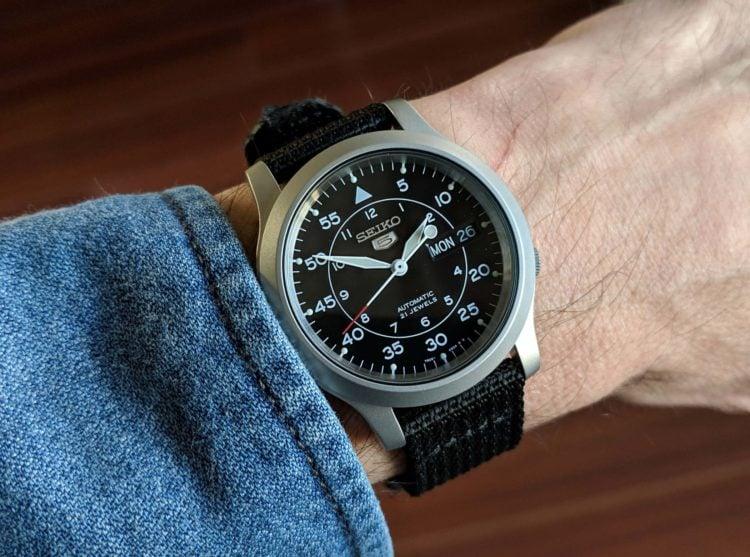 Seiko 5 SNK805 Automatic Watch
