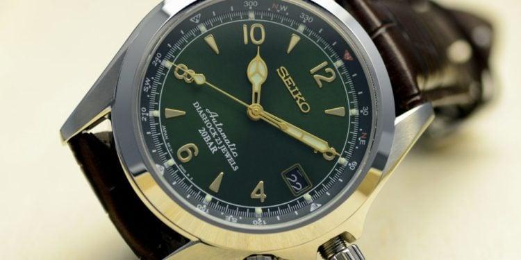 Seiko Alpinist Field Watch