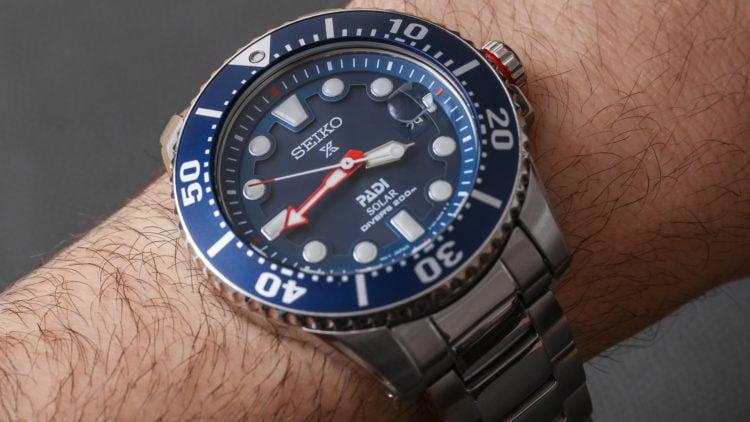 Seiko Men's Prospex X Padi Diver