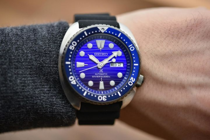 Seiko Prospex SRPC91 Save The Ocean Dive Watch