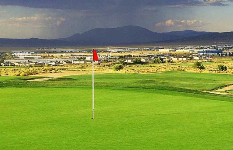 Sierra Sage Golf Course