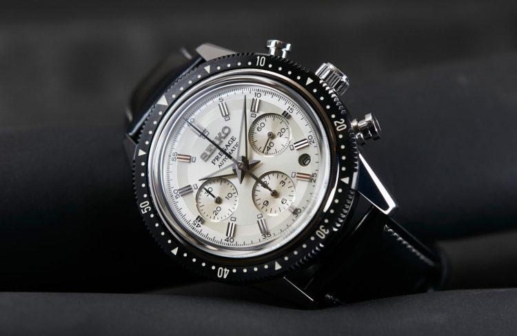 The 1964 Seiko Chronograph Hand Winding Tokyo Olympic