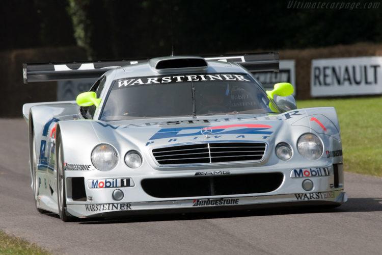 The 1997 AMG CLK GTR