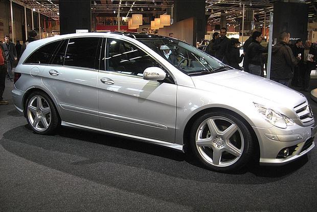 The 2007 AMG R63