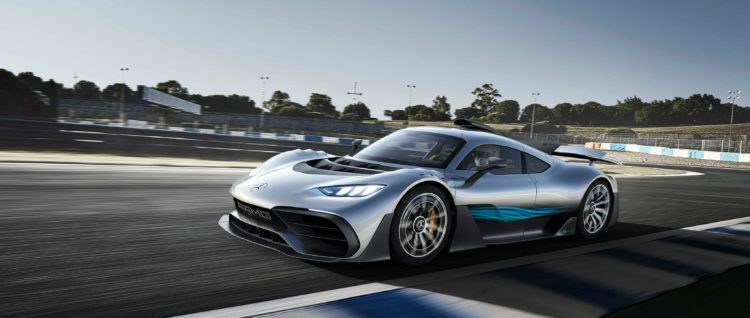 The 2017 AMG Project One