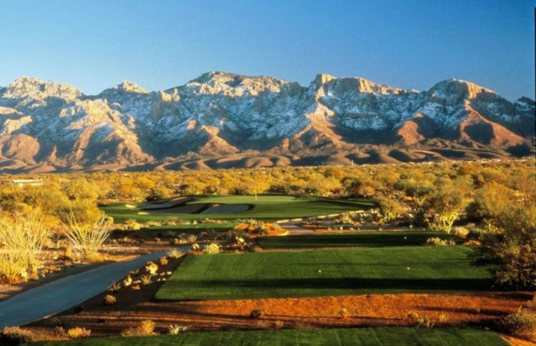 The Golf Club at Vistoso, Tucson