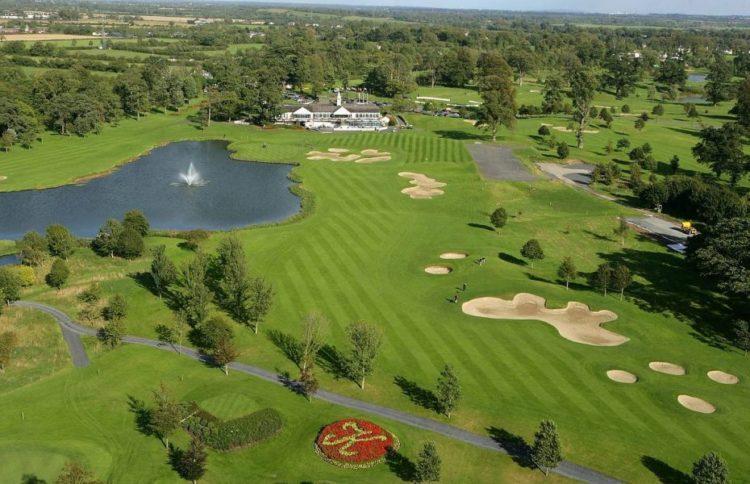 The K Golf Club in Kildare