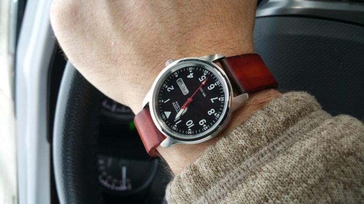 The Men's Chandler Eco-Drive Citizen Watch