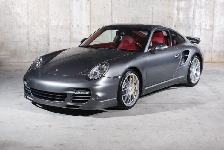 The Porsche 997 Turbo