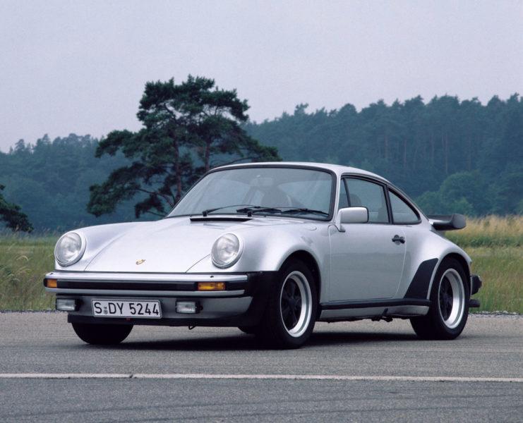 The Porsche Carrera 3.2