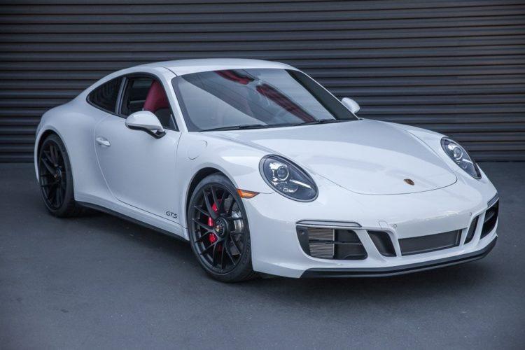The Porsche Carrera GTS