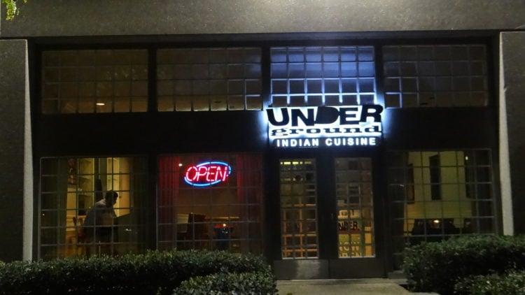 Underground Indian Cuisine