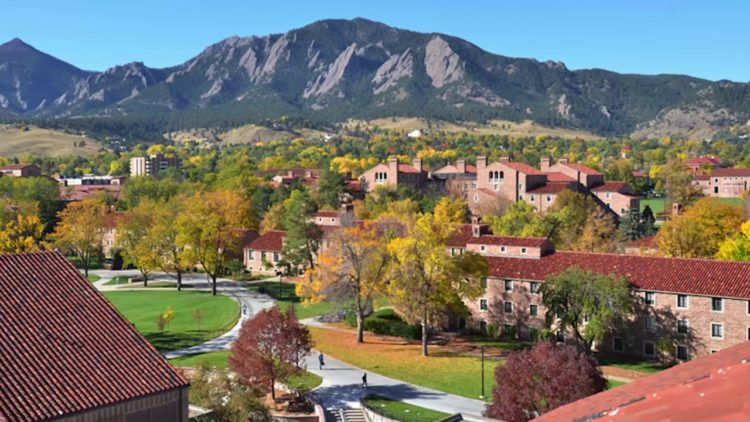 University of Colorado Boulder, Colorado