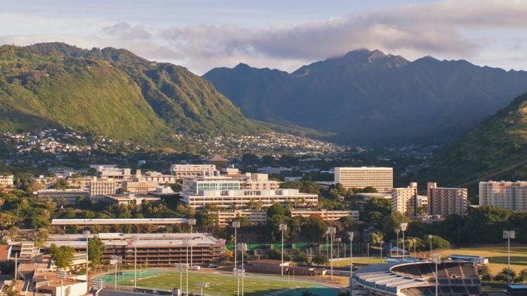 University of Hawai'i at Manoa, Hawaii